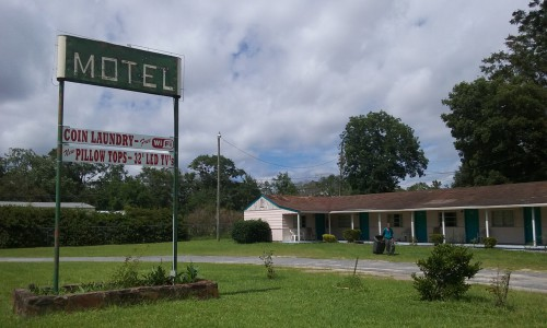 Youngstown motel